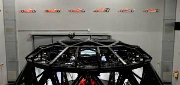 Scuderia Ferrari Dallara Simulator rFactor Pro rFpro Isi McLaren