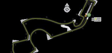 Sochi Russia Grand Prix 2014 F1 Race Track Street Circuit