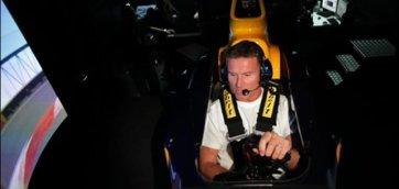 Coulthard David Red Bull Simulator Us