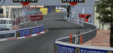 Monaco gp, rfactor, gp4, frank alexandre, layout, rfactor, red bull simulator