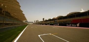 Bahrain Sakhir international circuit, f1 2015,
