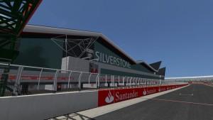 silverstone track pit lane f1 2015