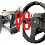 Direct Drive Wheel VS Standard Steering Wheel