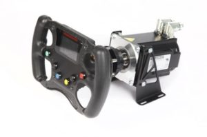Leo Bodnar-direct drive steering wheel