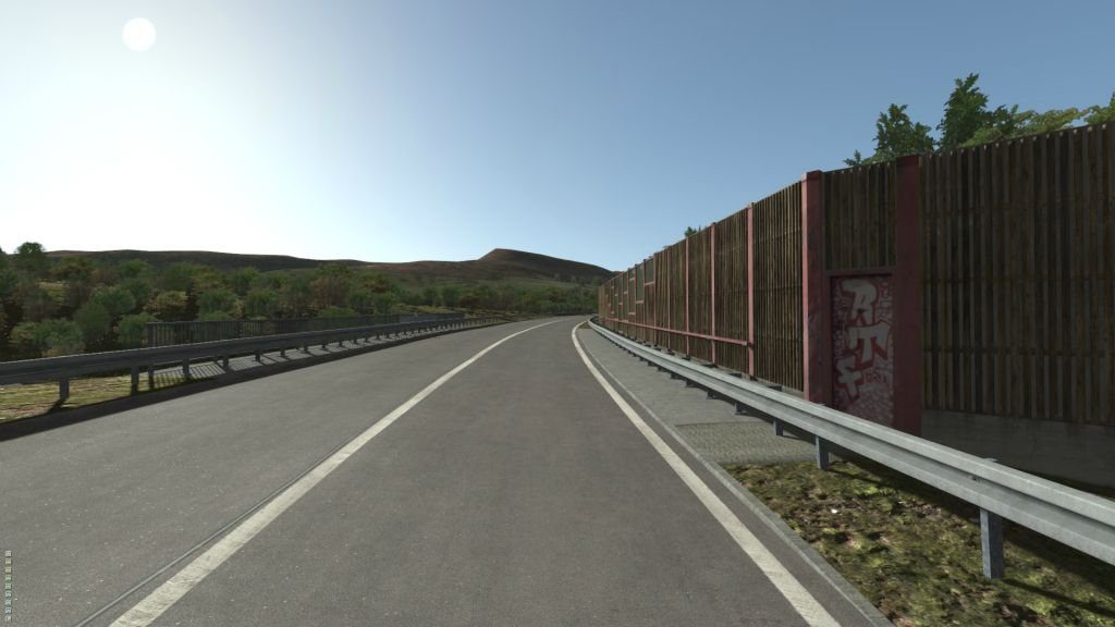 rFpro simulator-street-lidar-city